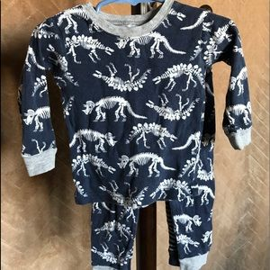 Carters 12 month boy 3 piece pajama set